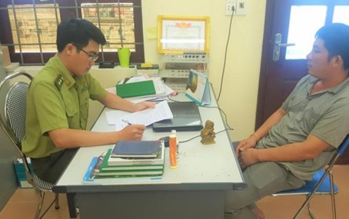 VQG Phong Nha – Kẻ Bàng tiếp tục xử lý lái xe...